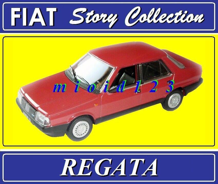 1/43 - Fiat Regata - 2018 - Die-cast