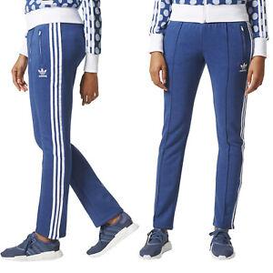 Details about Adidas Originals Firebird TP 3 Streifen Damen Hose Pants  Trainingshose Sporthose