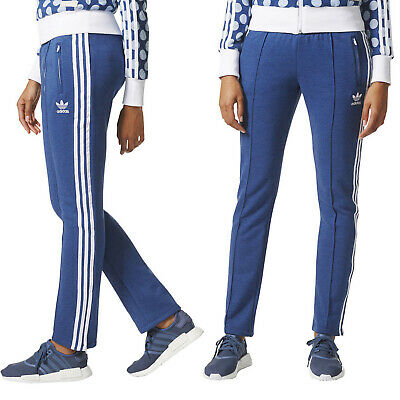 Adidas Originals Firebird TP 3 Stripe Ladies Trousers Pants Training Pants  Sports Trousers | eBay