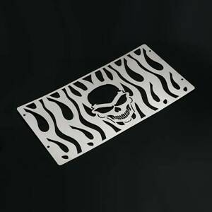 Stainless-Radiator-Grille-Grill-Guard-Cover-Protector-For-Honda-Valkyrie-GL-1500