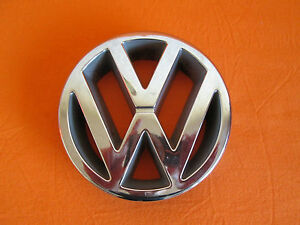 Grille Emblem Vw Volkswagen Logo Big Plastic Ebay