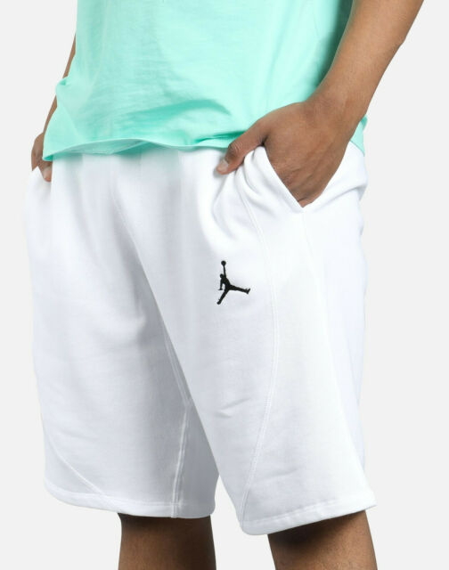 quality first strong packing amazing selection NIKE AIR JORDAN SPORTSWEAR WINGS LITE SHORTS WHITE/BLACK 914434-100