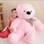Cute-120CM-Huge-Pink-Plush-Teddy-Bear-Huge-Soft-Stuffed-Doll-Kid-Xmas-Gift-Newly thumbnail 3