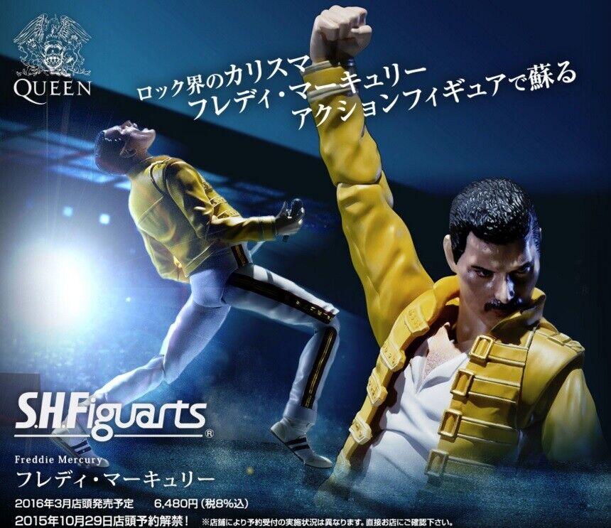 SH Figuarts Figuarts Figuarts Frossodie Mercury regina cifra nuovo ORIGINAL Bohemian Rhapsody S-H 4b5aae