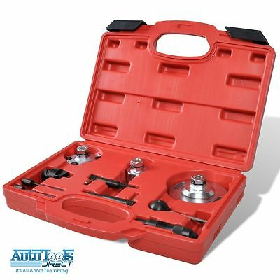Mekanik Engine Timing Tool Kit compatible with VAG 2.7 and 3.0 TDi Crankshaft Timing