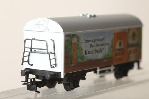 169119-47 Märklin h0 94381 wagons livreur 2-achsig Krombach Blé