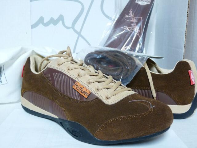 Hunziker Steve McQueen Mini Men's Casual Racing Shoes US 10.5 EUR 43.5