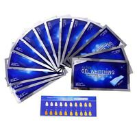 TEETH WHITENING STRIPS -28 Professional WHITE STRIPS-RAPID HOME TOOTH BLEACHING