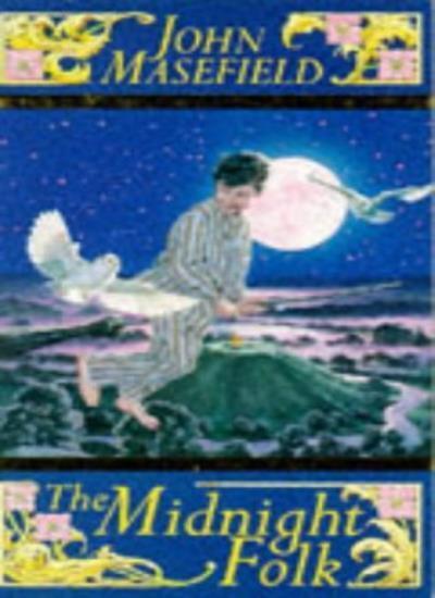 The Midnight Folk (Classic Mammoth)-John Masefield