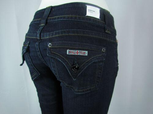 Femme Signature Foncé En Hudson Nouveau 25x Mid Bleu Bootcut Martins rise Jeans Jeans FpH7wqn