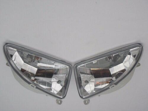 Ford FOCUS Fog Light PAIR Lamps DRIVER /& PASSENGER SIDE 2000 2001 2002 2003 2004