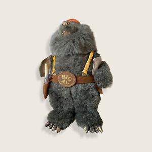 "Vintage Disney Store Big Al Country Bears, Plush Stuffed Animal 15"" jamboree"