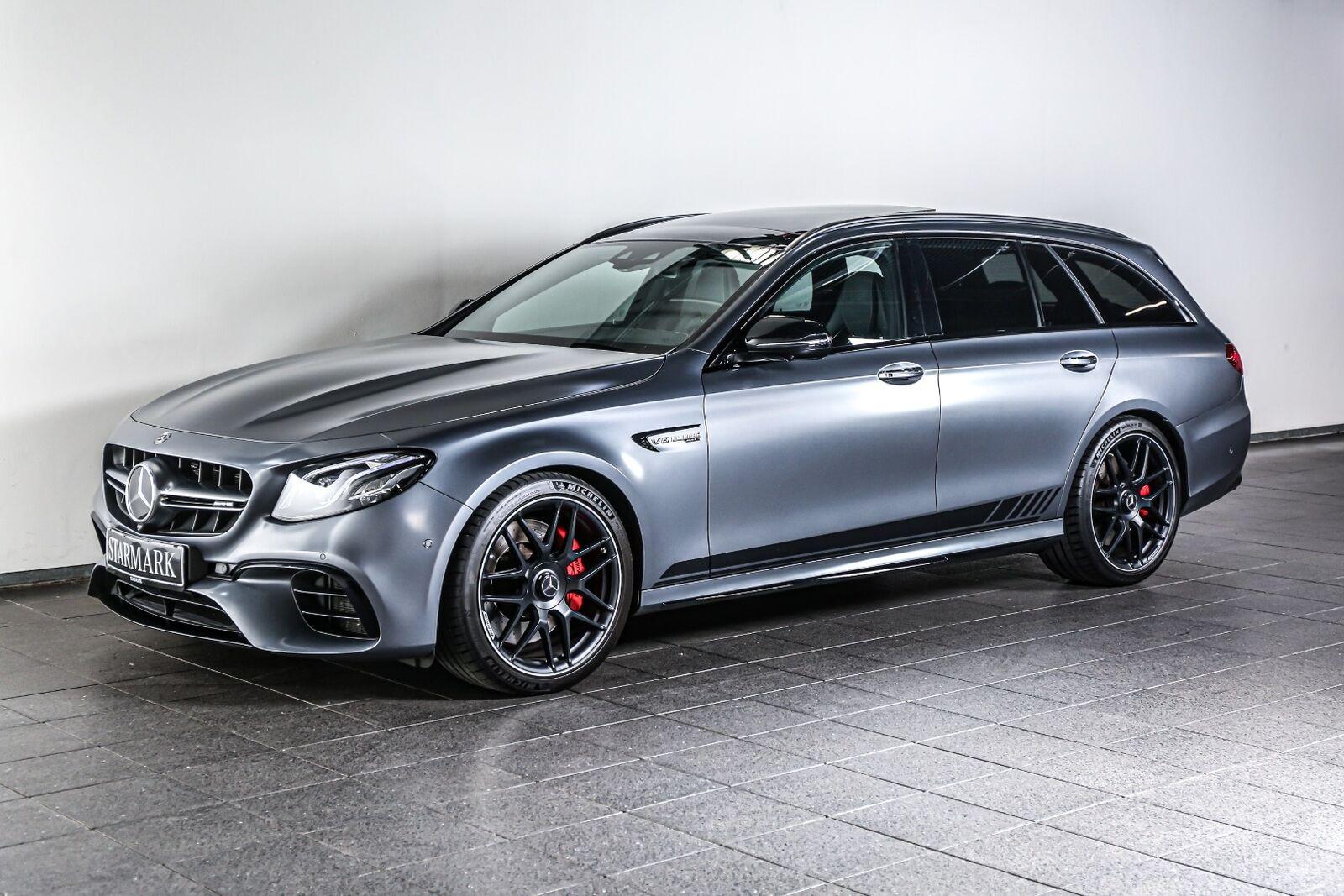 Mercedes-Benz E63 4,0 AMG S stc. aut. 4-M+