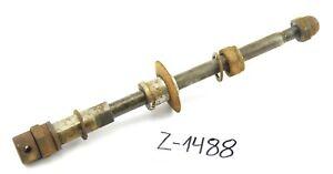Maico-M175-Bj-1952-Hinterachse-Radachse-Achse-hinten