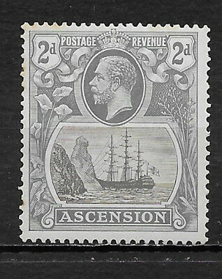 No.13 Vlh 1924/27 Perf Cv$17.50 Available In Various Designs And Specifications For Your Selection Ascension 2p Stamp George V