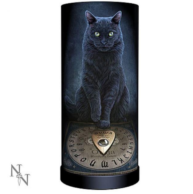 Lisa Parker Coin Purse Purrfect Wisdom Black Cat /& Owl Purse