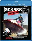 Jackass 3 3d 0097361160047 With Johnny Knoxville Blu-ray Region a