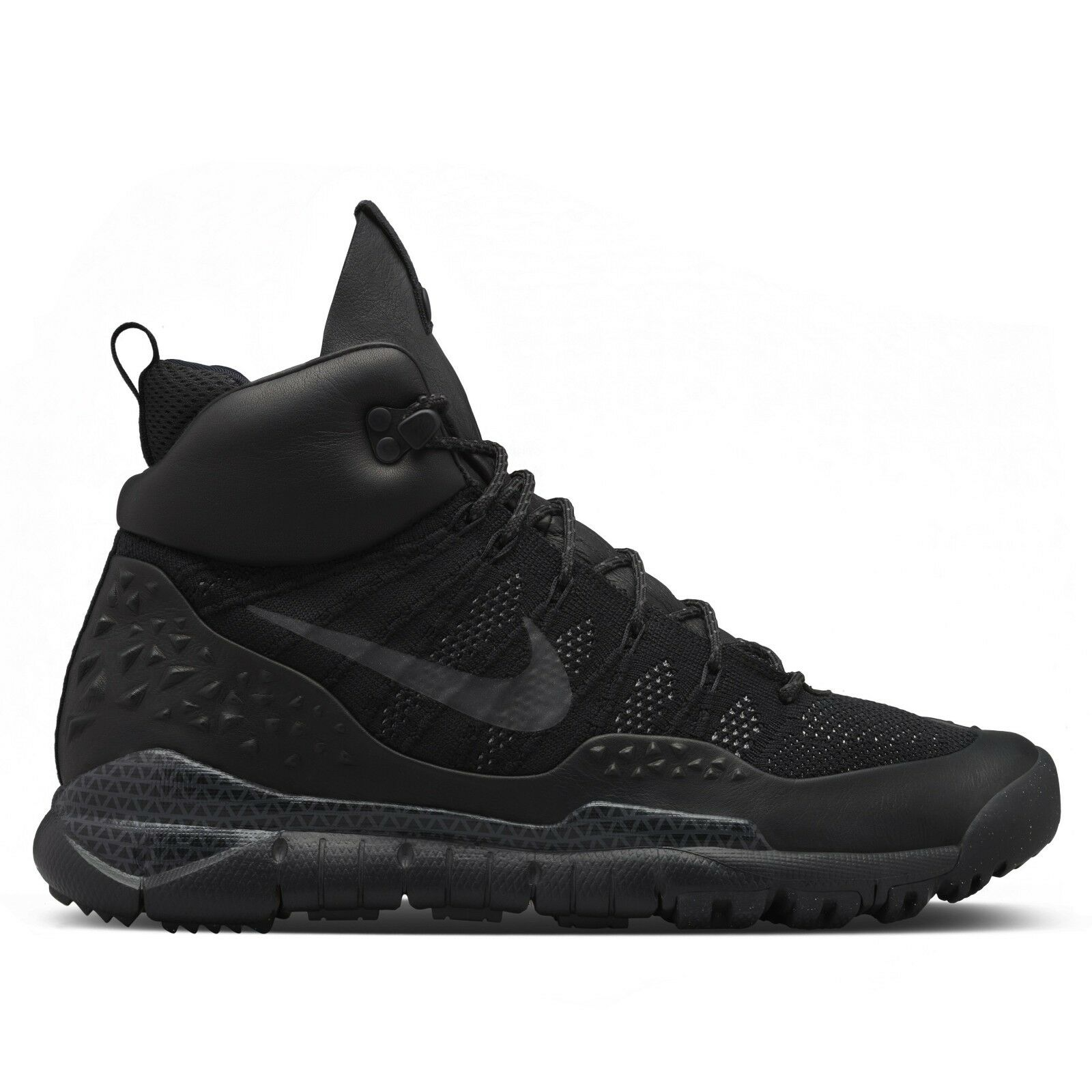 Nike Lupinek Flyknit ACG Black Anthracite Mens Shoes Boots 826077-001 NikeLab Brand discount