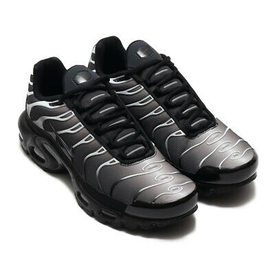 lowest discount casual shoes look out for Nike Men's Air Max Plus Black Grey White Running 852630-039   eBay