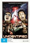 Unidentified (DVD, 2014)