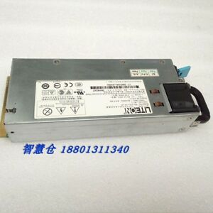 SAUJNN 750W PSU Power Supply for Server 750W PS-2751-2F-LF PS-2751-1F-LF for R520 G7 with HotSwap Redundant Power Supply PS-2751-1F-LF