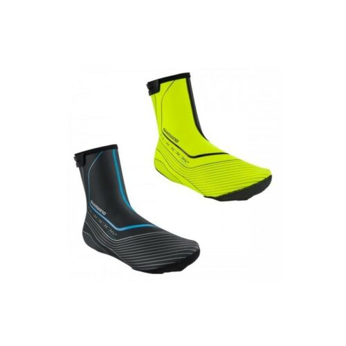 Shimano S3000R NPU Softshell Road shoe cover Neoprene Yellow or Black New
