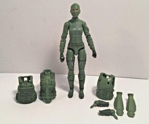 Marauder Task Force Green Flight Ops female figure loose Joecon Valkyrie 3 vests