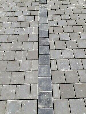 pflastersteine anthrazit beton pflaster steine ebay