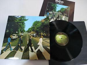 The-Beatles-Abbey-Road-Apple-Records-2012-LP-Vinilo-12-034-VG-VG
