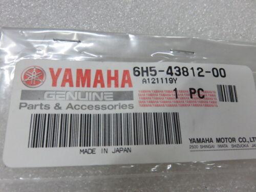 Dust W42 New Genuine Yamaha 6H5-43812-00 Seal