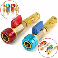 R134a Valve Core Remover Installer Replace High Low Side Schrader Valve Tool