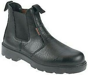 DEALER BOOT BLACK 11 Personal Protection & Site Safety Boots - GR76758