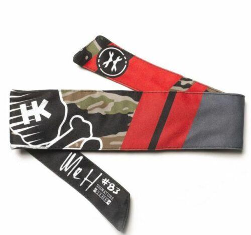 HK Army Headband Mr Slayer Woodland camo H