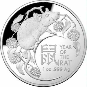 2020-Lunar-Year-of-the-Rat-5-1oz-Silver-Proof-Domed-Coin