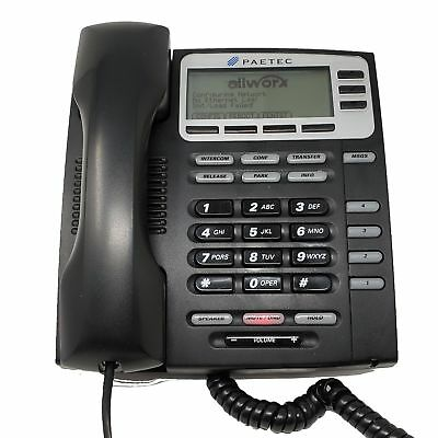 Telecom Systems Allworx 9204P Allworx Paetec 9204 Business Phone ...
