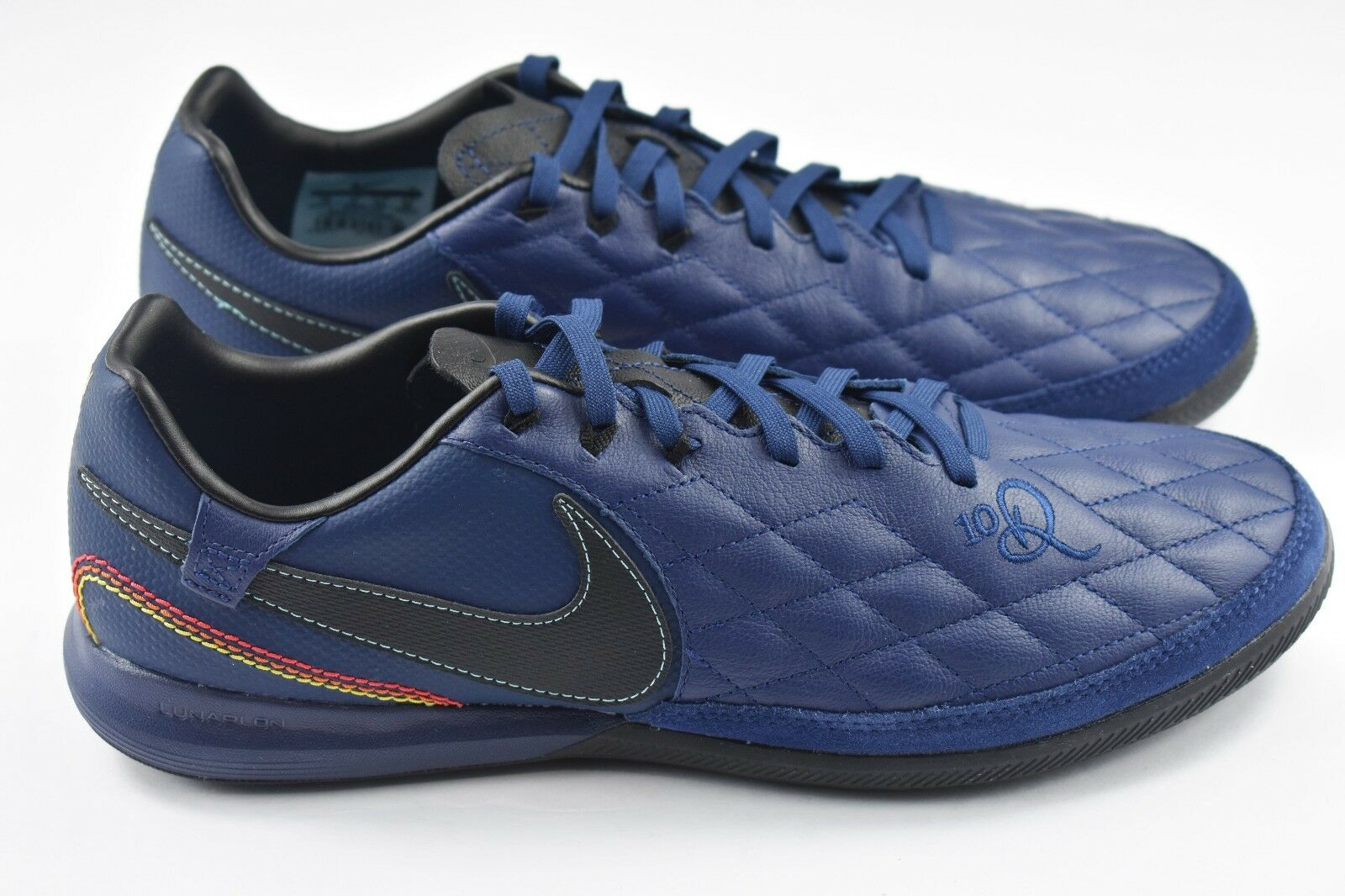 Nike TiempoX Finale 10R TF Mens Size 6.5 Soccer shoes AQ3822 440 Ronaldinho