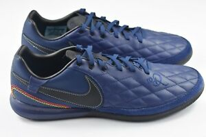 e004e0b1025 Nike TiempoX Finale 10R TF Mens Size 6.5 Soccer Shoes AQ3822 440 ...
