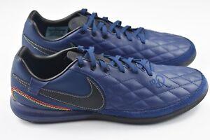 684c0cdca8e Nike TiempoX Finale 10R TF Mens Size 6.5 Soccer Shoes AQ3822 440 ...