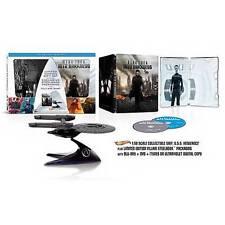 BLU RAY EXCLUSIVE STEELBOOK STAR TREK VILLAINS DVD Enterprise hot wheels ship