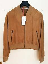 See by Chloe soft goat leather jacket