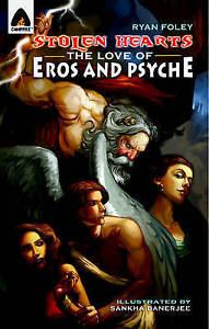 Stolen-Hearts-l-039-amour-d-039-Eros-et-Psyche-feu-de-camp-romans-graphiques-par-Ryan-Fol