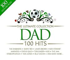 JUST FOR DAD-ULTIMATE COLLECTION (DARKNESS, SIMPLY RED, J.BROWN, ...) 5 CD NEU
