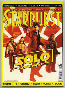 Starburst-448-2018-newsstand-Solo-Deadpool-2-Blake-039-s-7-Star-Trek