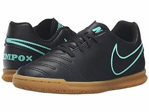 cf311a120 Nike JR TiempoX Rio III IC Kids Indoor Soccer Shoes Style 819196-004 ...