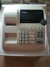 Casio Pcr 262 Electronic Cash Register