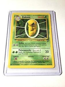 Kakuna-Base-Set-2-47-130-INFRECUENTE-tarjeta-de-pokemon-edicion-ilimitada-casi-como-nuevo