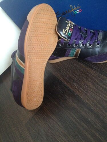 Damen Luxury Courchavel Gr Marant Serafini Schuhe Leopard Sneaker O8kwPXn0