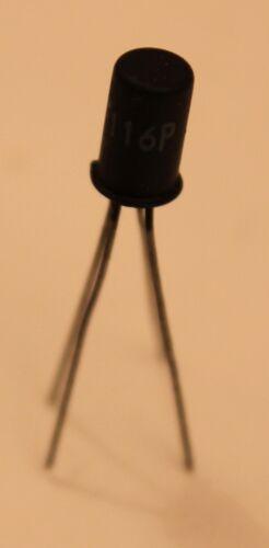 Un transistor AF116P pnp germanium mixer - fi