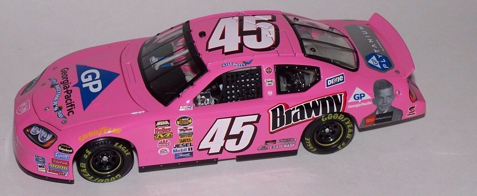 Kyle Petty Mother's Day 2005 Charger Club Car Action 1 24 Scale RCCA