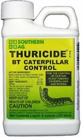 Southern Ag Thuricide Hpc Concentrate, 8 Oz, New, Free Shipping on sale